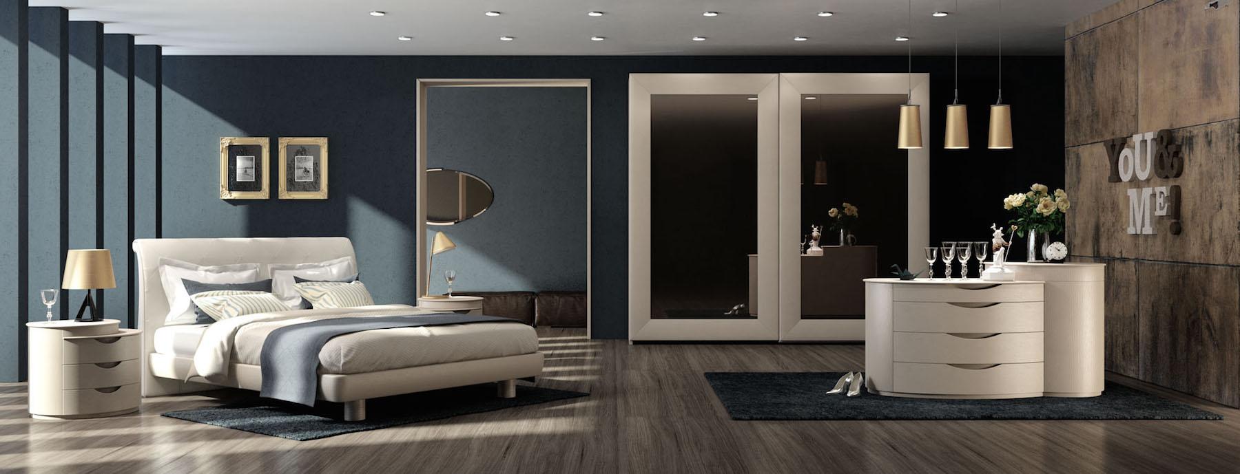 Prezzi Camere Da Letto Gotha mobili fazzini | cassettone e comodini marilyn glamour